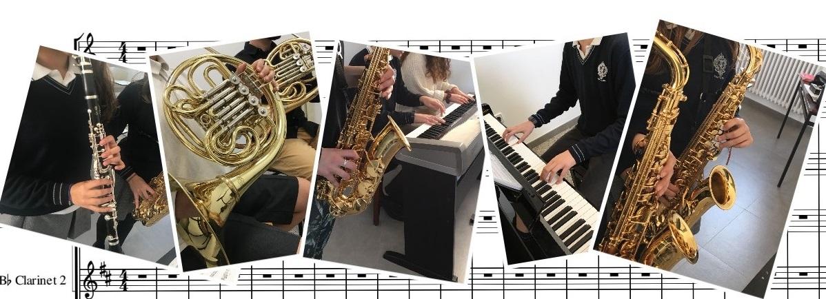 Elige tu especialidad Instrumental